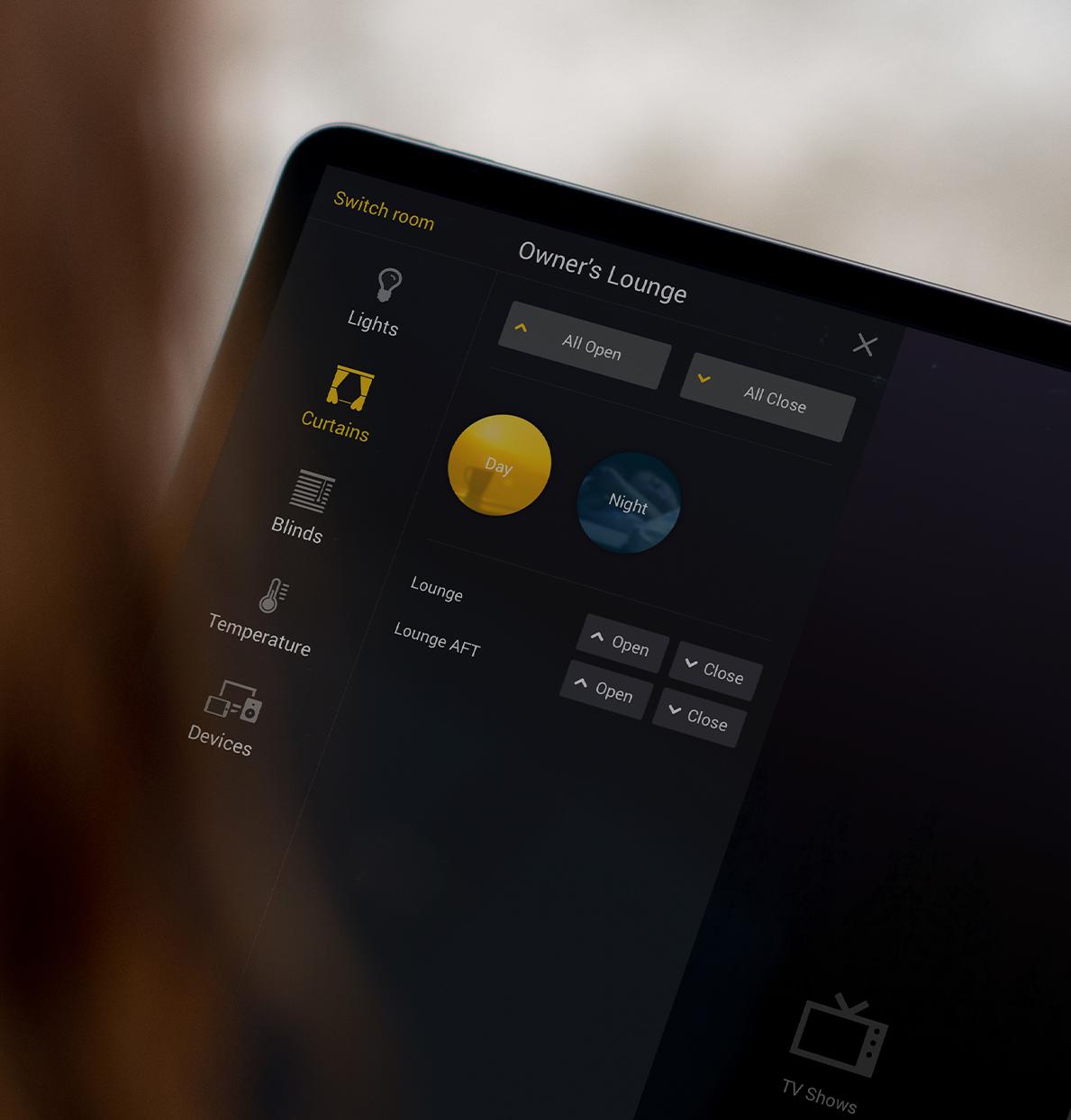 omniyon yacht entertainment system yachtcloud