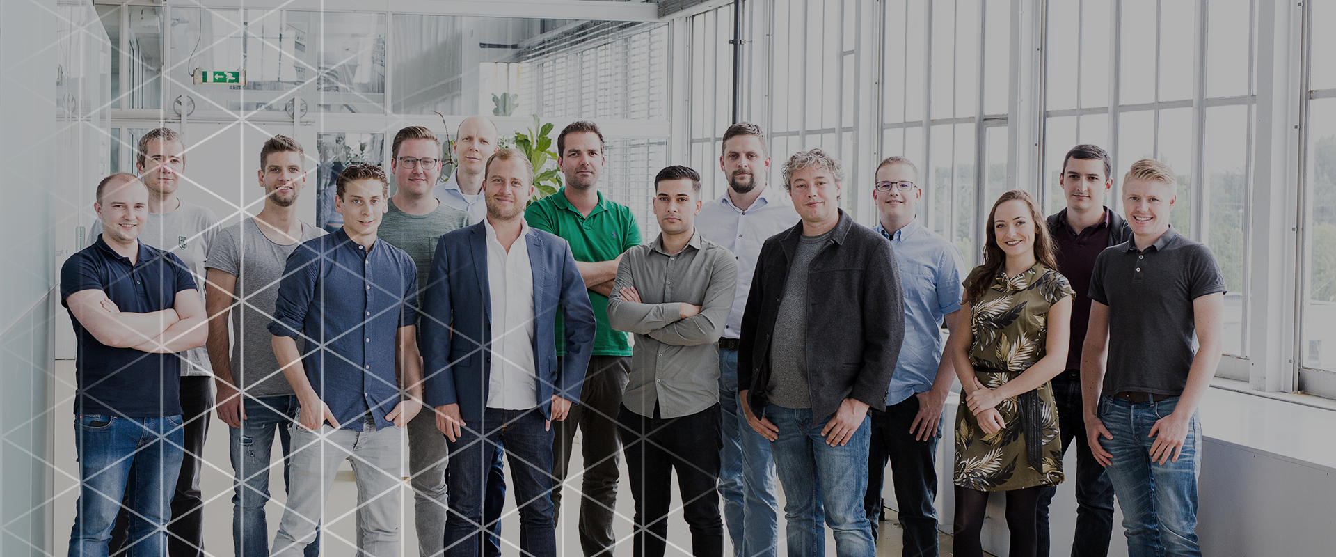 YachtCloud technology for luxury team photo Rotterdam