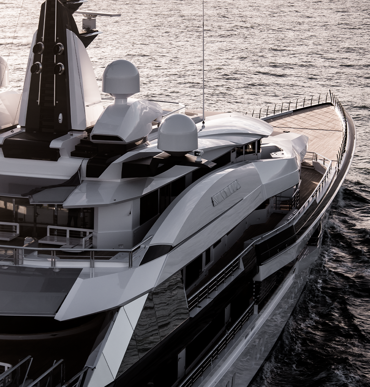 Luxury technology products from YachtCloud