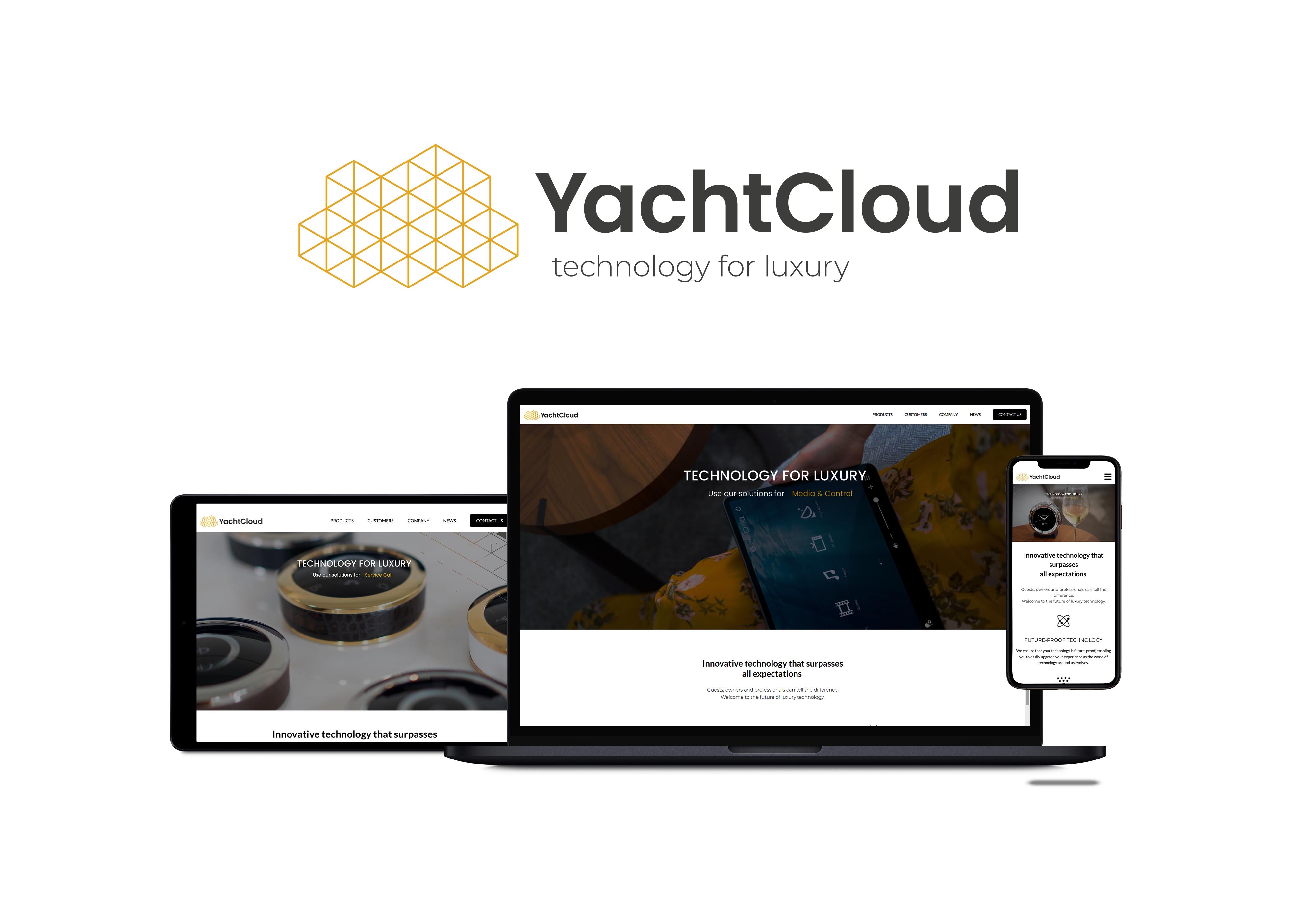 YachtCloud luxury technology brand